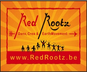 Red Rootz - Dans, Crea en Earthmovement